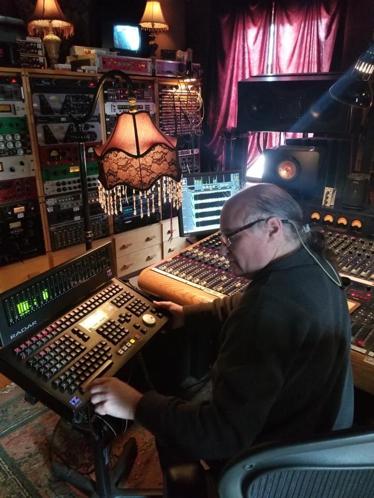 Paul Orofino Working His Magic